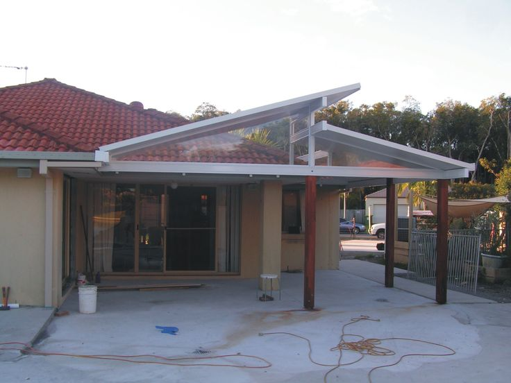 skillion roof carport | ... _gold_coast_brisbane_solarspan ...