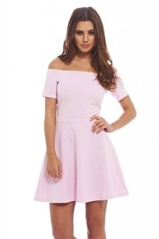 Pink Bardot/ off shoulder top ❤️ Love it