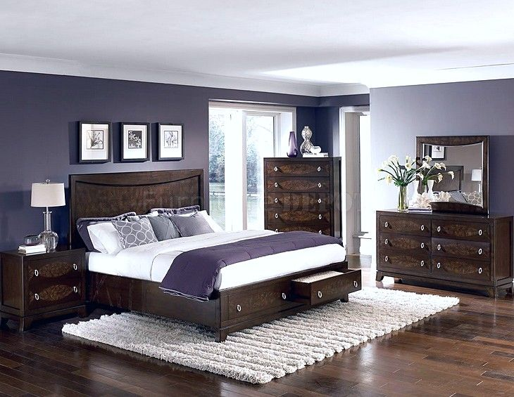 Timeless Traditional Design Of Solid Cherry Bedroom Furniture , Solid  Cherry Bedroom Furniture Is Bedroom