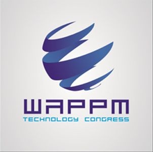 Logotipo evento tecnológico WappM