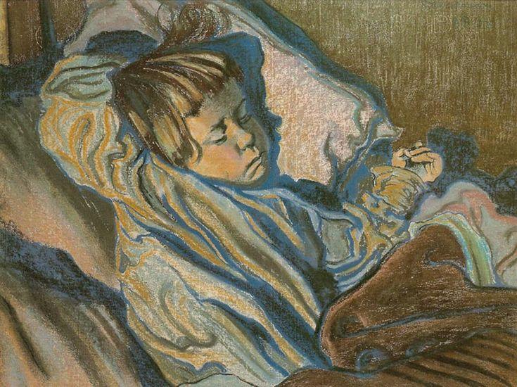 Śpiący Mietek