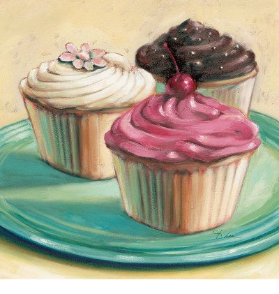 some people have an obsession with angles, cows, turtles, etc. BUT I HAVE an obsession with ANYTHING CUPCAKE