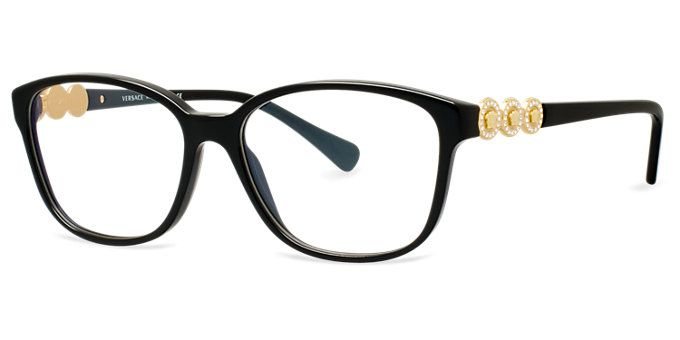 Versace, VE3181B As seen on LensCrafters.com, the place to find your favorite brands and the latest trends in eyewear.