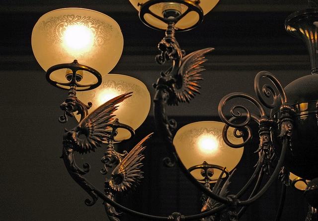 Dragon Light Fixtures