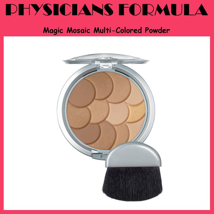 PHYSICIANS FORMULA Magic Mosaic Multi - Colored Powder - IDR 259.500 (Free Shipping)