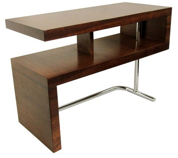 View This Item And Discover Similar Sofa Tables For Sale At   Gilbert Rohde  Designed This Rare Sofa Side Table For The Herman Miller Furniture Company  In ...
