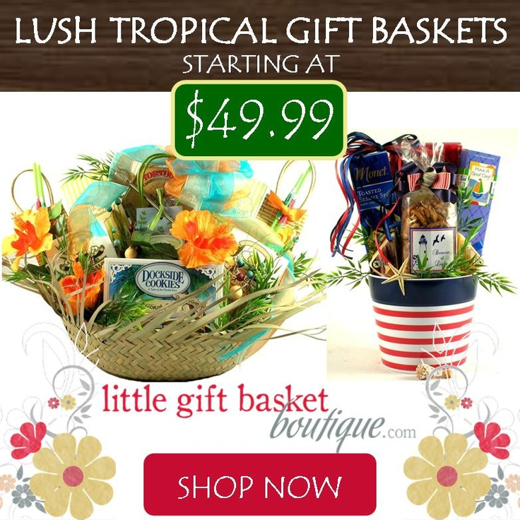 25 Fun Gifts For Best Friends For Any Occasion: 25 Best Tropical Gift Baskets Images On Pinterest