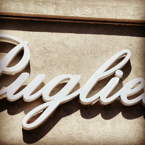 Bar Pugliese, en Boedo.