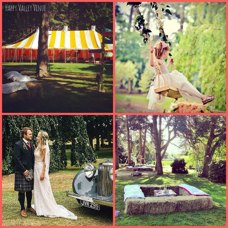 Happy Valley Norfolk Woodland Wedding Venue
