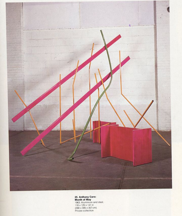 Anthony Caro - Month of may