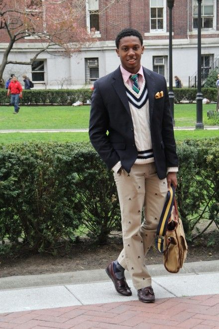 Ivy Style Columbia University Mens Style Pinterest