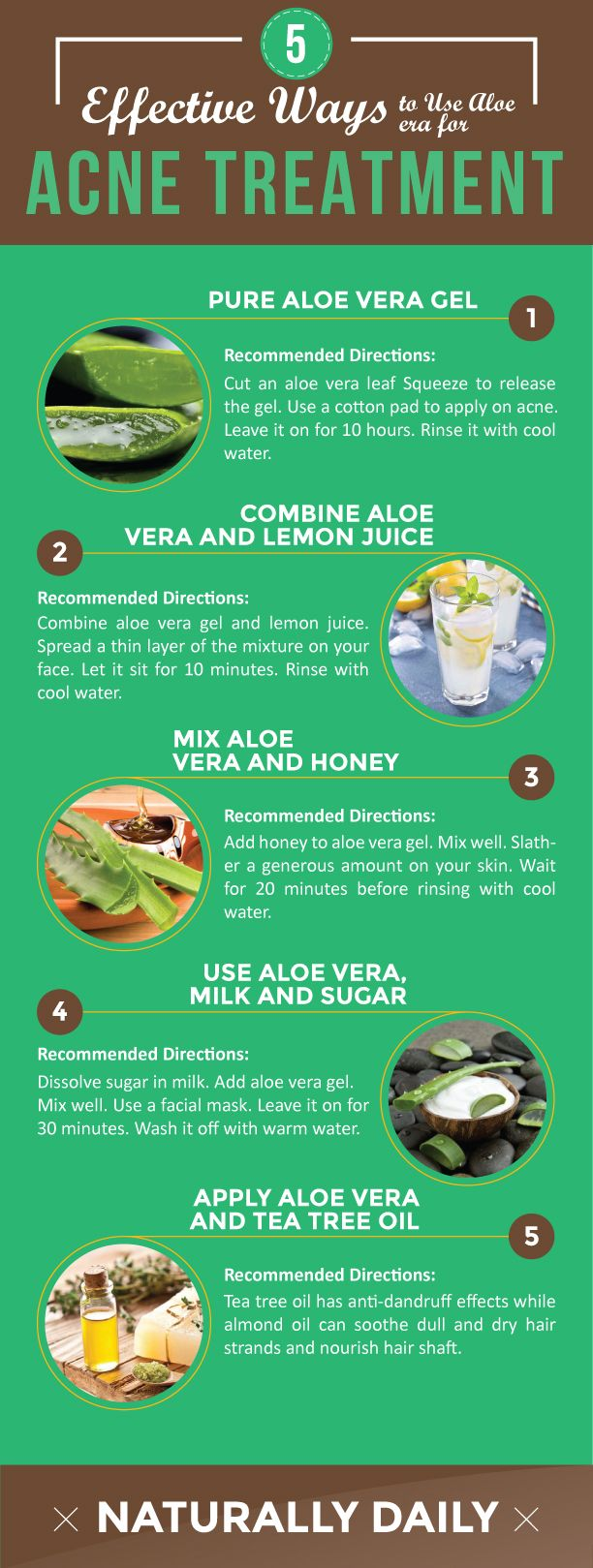 Aloe Vera for Acne: 5 Effective Ways to Use