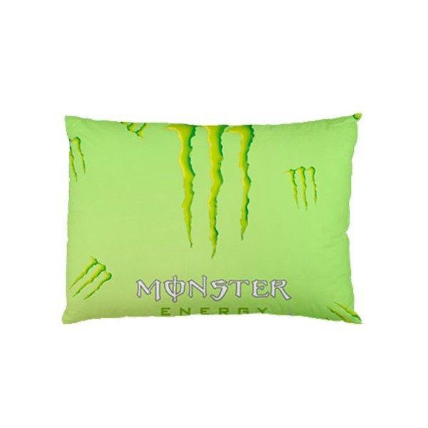 Monster Energy Rectangle Pillow Cases comfortable to sleep code ME1107