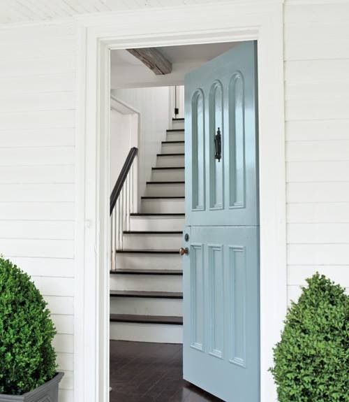 Benjamin Moore A Breath Of Fresh Air I Love This Color