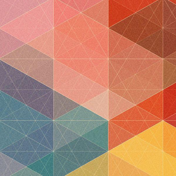 Cuben series by Simon Page