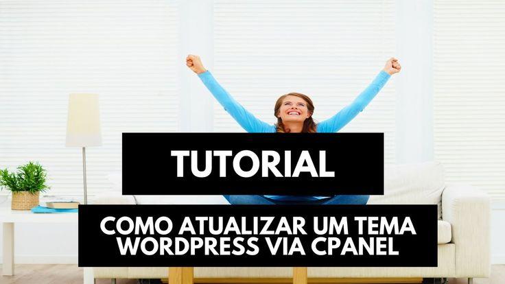 Tutorial de atualização de tema Wordpress - Atualização de tema WordPress