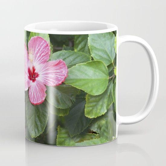 Цветы гибискуса Mug