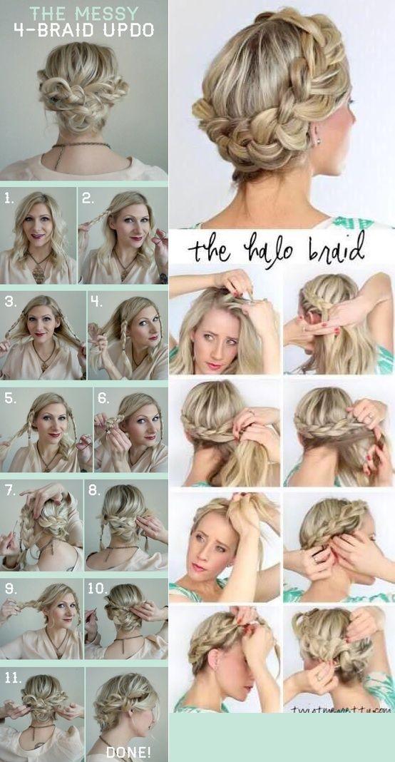 Vous avez les cheveux mi-longs et vous chercher des coiffures faciles et rapides? Dans cet article nous allons vous proposer plus de 30 modèles de coiffures faciles et rapides pour les cheveux mi-longs. Trouvez aussi une vidéo bonus !…