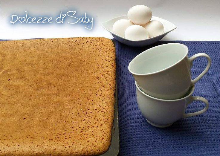 torta delle tazze (base per torte)