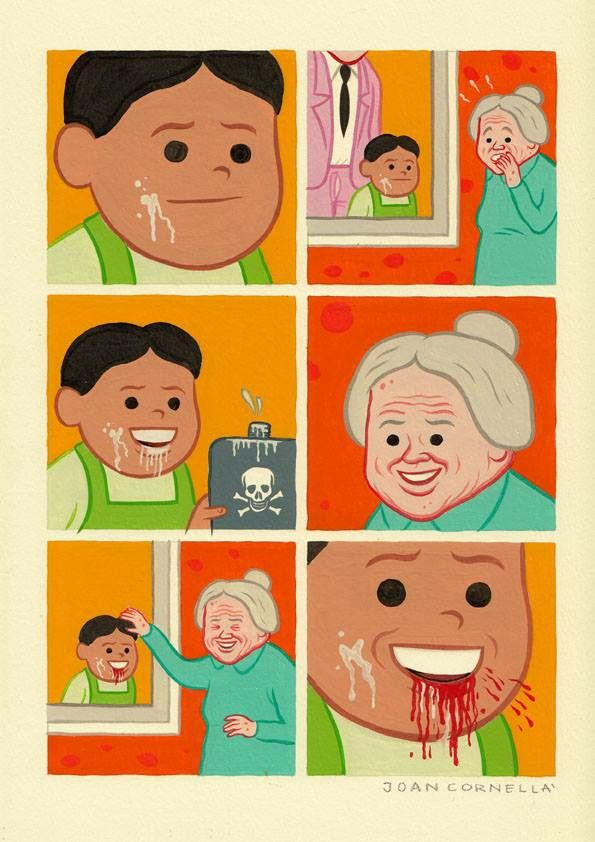 This is why I love Joan cornella