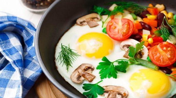 Рецепты для завтрака: белки помогут похудеть