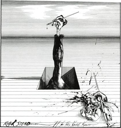 La pluma es más poderosa que la Hoz, 1977.