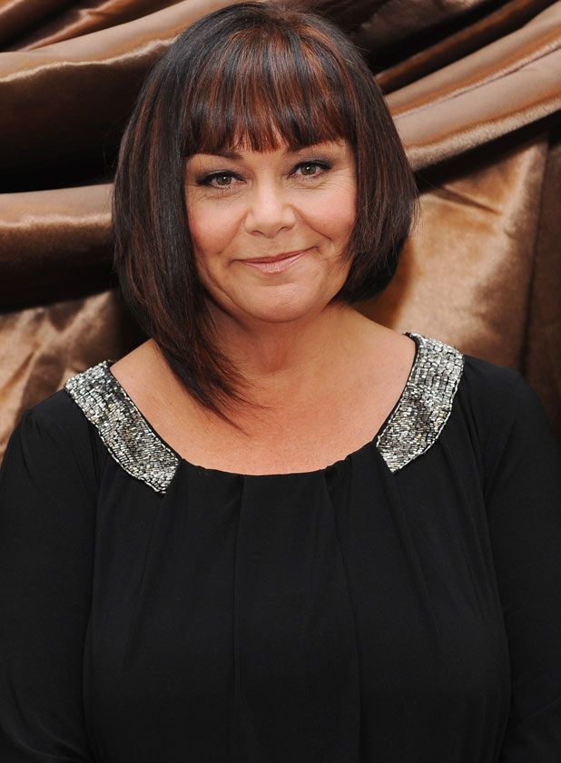 dawn french make me laugh again!