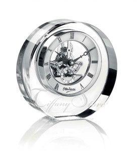 Bellissimo orologio Ottaviani in Cristallo da tavolo. Scopri le eccezionali promozioni su Mobilia Store.