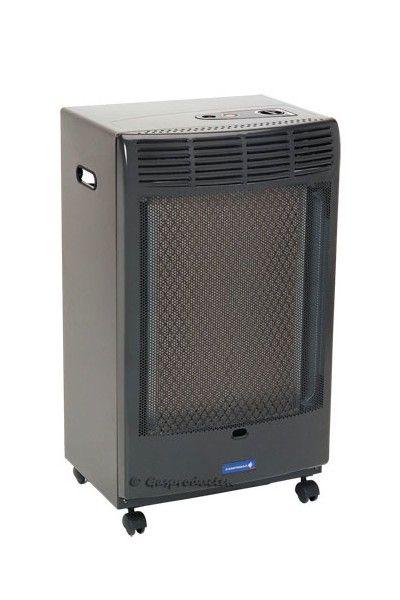 Campingaz CR5000 chauffage gaz, détendeur et tuyau inclus