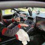 2017 Aston Martin DB11 interior