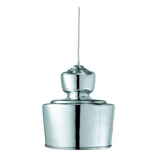 Mercury Glass La Fitte Pendant