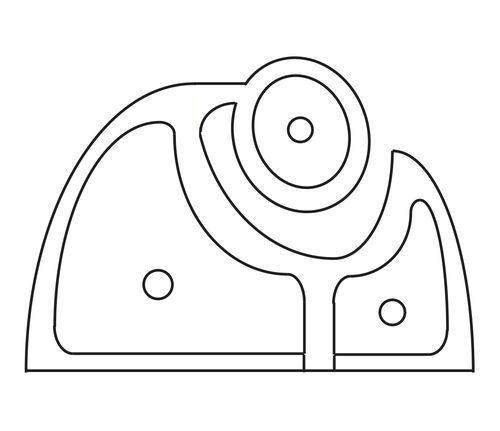 simple bandsaw box templates. templates #3: bandsaw boxes! - by dakremer @ lumberjocks.com ~ woodworking simple box