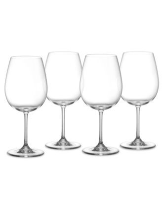 Marquis by Waterford Wine Glasses, Set of 4 Vintage Full Bodied Red Wine | macys.com