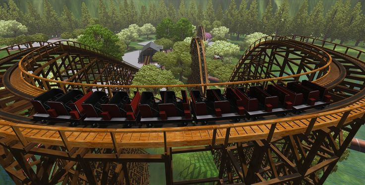 One of the very first VR-supporting retail games, simulation game Theme Park Studio, releases today. Build and customise your own themeparks and share them with other players online!