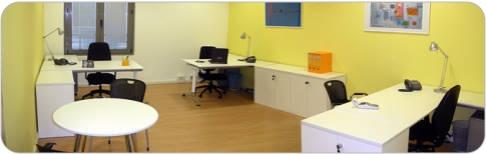 I nostri Uffici Arredati anche detti Uffici temporanei, convenienti per azzerare i costi di gestione ed investimento iniziali.