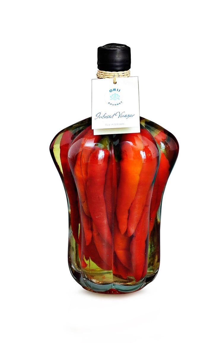 Decorative Vinegar Bottle 8 Best Infused Bottles Images On Pinterest  Infused Oils Vinegar