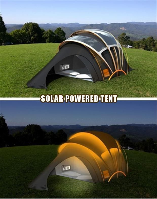 This is amazing! #camping
