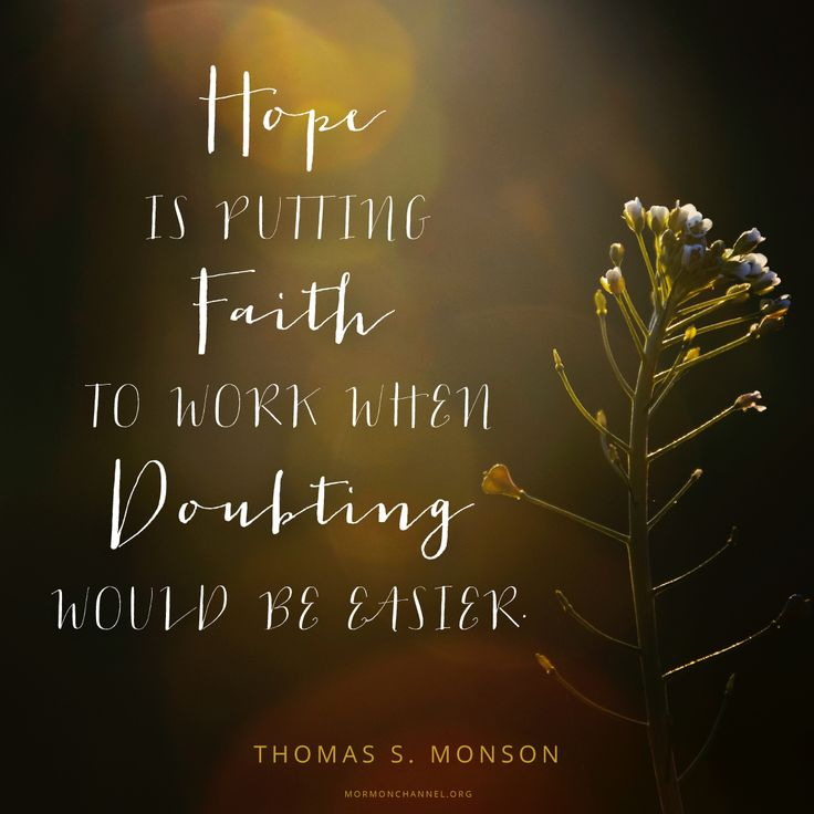 What Is Hope?