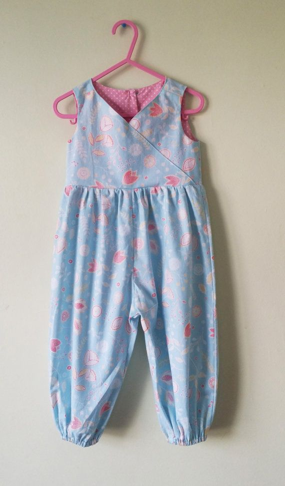 Check out this item in my Etsy shop https://www.etsy.com/uk/listing/268423151/blue-floral-playsuit-girls-jumpsuitgirls