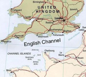 English Channel - Wikipedia, the free encyclopedia