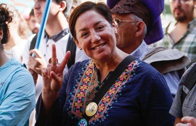 """Beatriz Sánchez, pre candidata presidencial del Frente Amplio: """"Me gustaría que no hubiesen AFP"""" - The Clinic Online"""