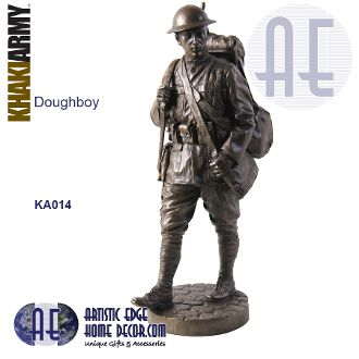 US Army WW1 Infantry Doughboy