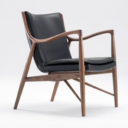 another Finn Juhl designed chair that I absolutely love, dansk design, available from onecollection