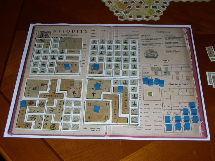 Antiquity | Image | BoardGameGeek