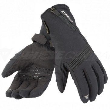 Dedicated to the most demanding lady scooter riders in terms of style and attention to detail, Dawn Lady gloves are the perfect choice for city use during the colder months thanks to their warm thermal lining and breathable waterproof D-Dry® membrane