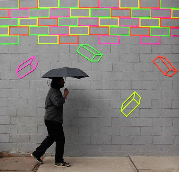 by street artist aakash nihalini