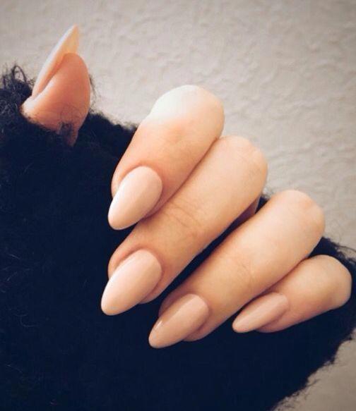 nail shapes short Bob Cuts #shortnailshapes
