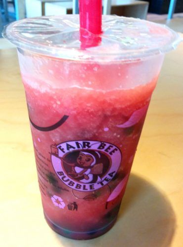 Babble Tea Watermelon Vancouver