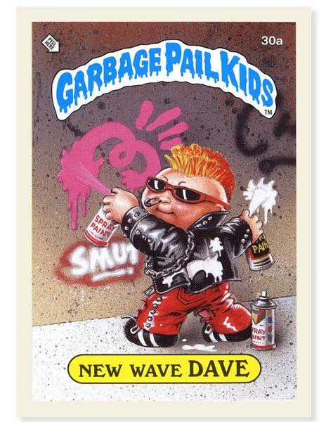 Garbage Pail Kids Hardcover Book