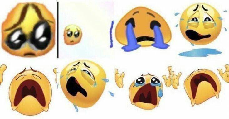 Kalontea ᵃᵘ ˢ On Twitter In 2020 Crying Emoji Emoji Meme Wholesome Memes